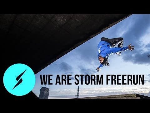 We Are Storm Freerun