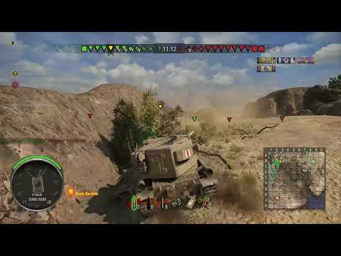 FV215B 183. WORLD OF TANKS XBOX ONE