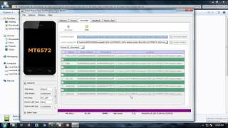 How to Flash Huawei y520-u22 using SP Flash Tool - Do it yourself