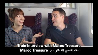 Maroc     Maroc Treasure     Train Interview Skate