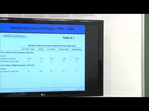 Mod-01 Lec-41 Lecture-41International Economics