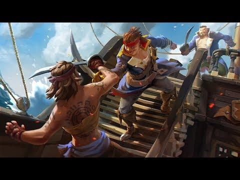 БАНДА В МОРЕ! - Sea of Thieves #6
