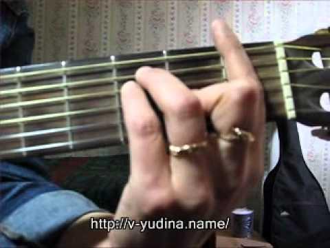 """Учиться играть на гитаре-4й курс """"Кама-сутра на струнах"""""""