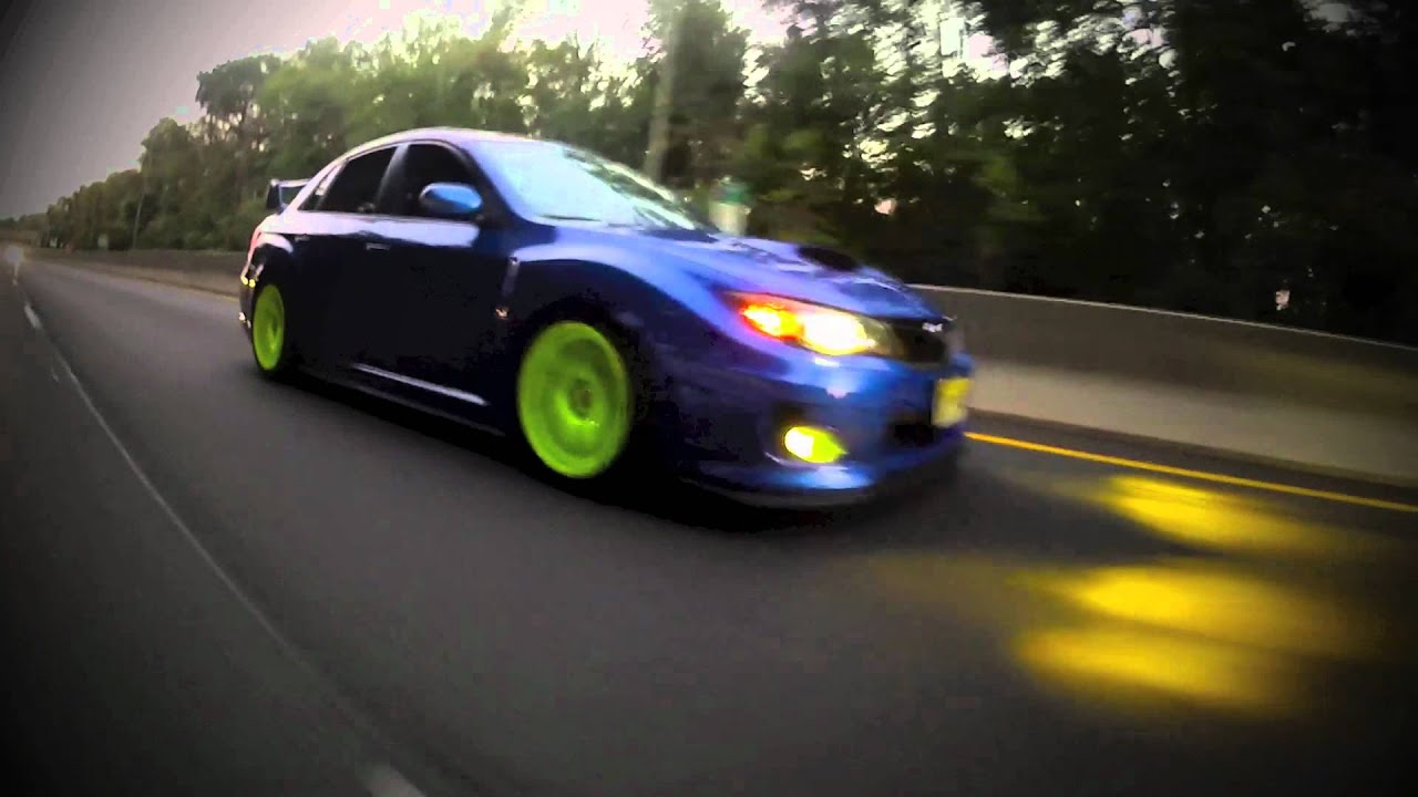 2011 Subaru Sti Sedan Youtube
