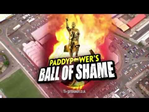Paddy Power s Ball of Shame - Player of the Year