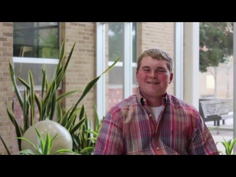 Brady Arthur - Plant and Soil Science Oustanding Student