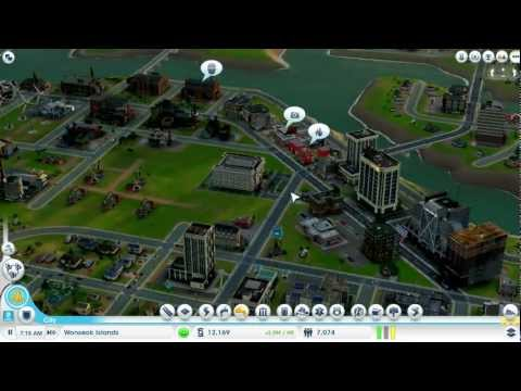 SimCity 5 FULL VERSION - Day 2: Frustrations (in HD)