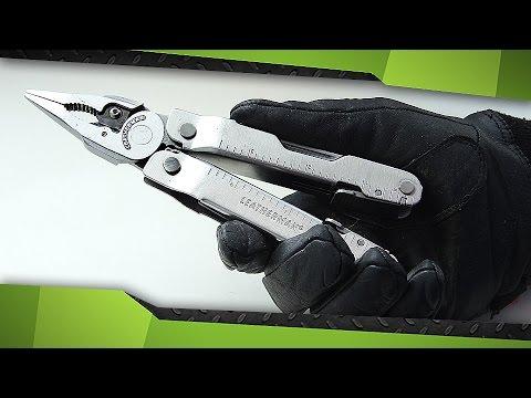 Leatherman Super Tool 300 - Мощь для любителей классики