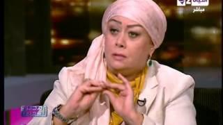 بالفيديو.. هالة فاخر: مبارك لا يستحق «البهدلة».. و«مرسي يستاهل اللي بيحصله»
