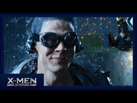 X-Men : Days of Future Past - Focus Vif-Argent [Officiel] VOST HD