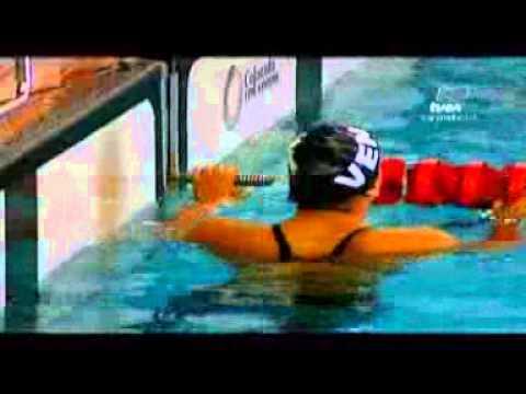 Tves Competencia de Natación 800 mts. Estilo Libre Fem. Juegos Bolivarianos 2013
