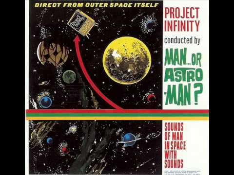 Man Or Astro Man - Transmissions From Venus