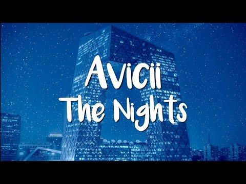 Avicii-The Nights (Lyrics Cover By Citycreed)