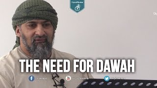The Need For Excellence in Dawah – Alyas Karmani