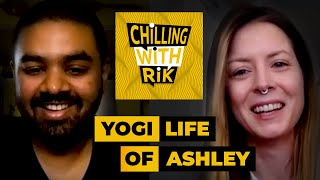 Yoga Tips For Beginners | Fitness & Lifestyle Talks With Ashley Murtagh | Video Podcast | Episode 1