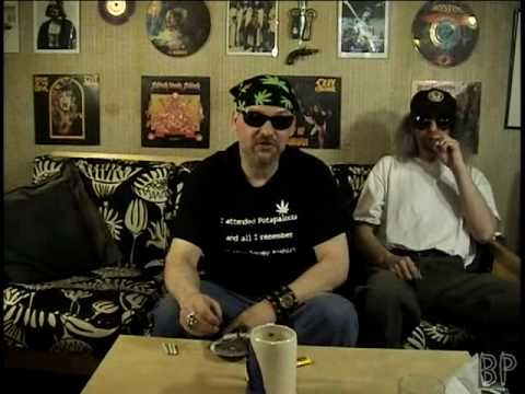Puffing joints marijuana comedy show Ep42Pt1 Video