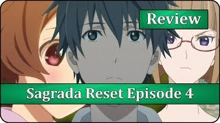 Best Reset So Far - Sagrada Reset Episode 4 Anime Review