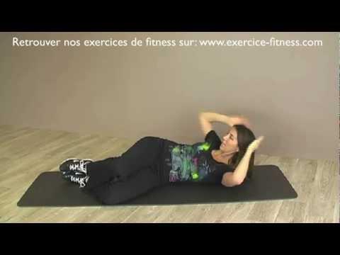 exercice fitness perdre ses poign es d 39 amour et affiner sa taille youtube. Black Bedroom Furniture Sets. Home Design Ideas