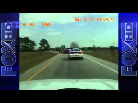 DASH CAM VIDEO: Kershaw County deputies led on high speed chase