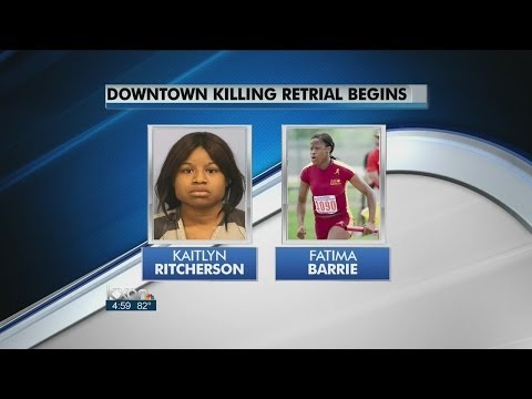 New trial starts in track star's death