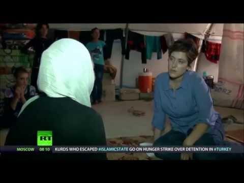 'Won't Even let Us Kill Ourselves' Ordeal Of Enslaved Yazidi WOMEN