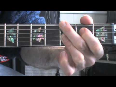 Jazz Guitar Lessons • Jazz Guitar Chord Substitution Part Two #5