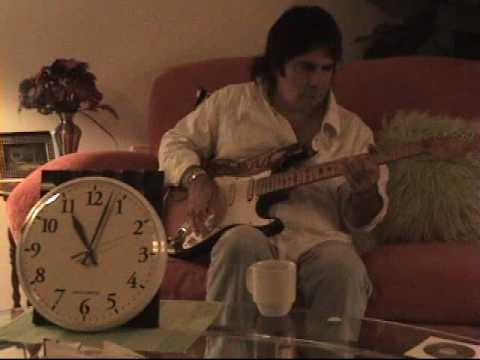 Jack Starr Insane One Handed Guitar