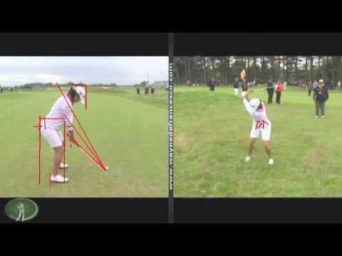 Yani Tseng Golf Swing Analysis