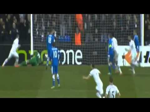 Tottenham vs Dnipro 3-1 All Goals & Highlights | Europa League 27-02-2014 HD