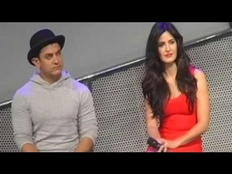 Aamir Khan On Why Abhishek Is Missing From Dhoom: 3 Promotions video