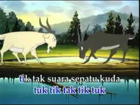 lagu anak indonesia naik delman