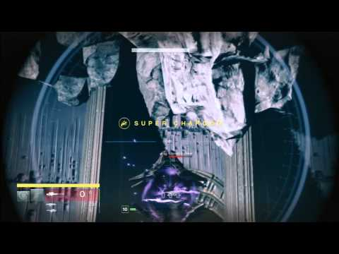 PS3 | Destiny | The World's Grave: Ocean of Storms, Moon (Level 2)
