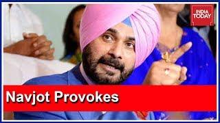 Navjot Singh Sidhu Provokes: Bats For Talks With Pakistan After Pulwama Tragedy