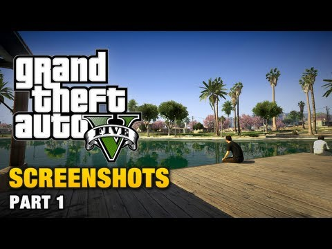 GTA 5 - Screenshots Analysis (July 2012) [Part 1]