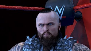 Aleister Black WWE 2K20 entrance