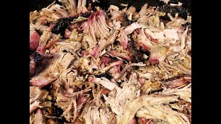 No Wrap Pork Butts On The UDS with Perfect Bark!