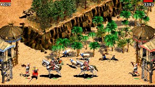 Evil Empires War - Age of Empires II for iOS (iPad) (Campaign 4) (FINAL) | Age of Empires II