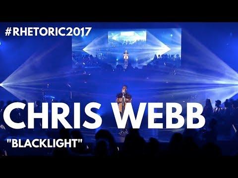 RHETORIC 2017 | CHRIS WEBB