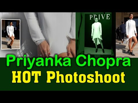 Priyanka Chopra HOT Photoshoot | Bollywood Actress Then And Now Photoshoots | TopTeluguMedia