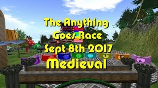anything goes Race 2017 09 08 Medieval