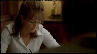 Sarah Palin: Portent Of Doom (funny scene from Game Change)