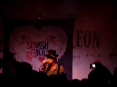 Babyshambles - Billie Jean (live at Proud_5/11/09)