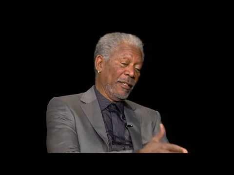 Morgan Freeman on Nelson Mandela -