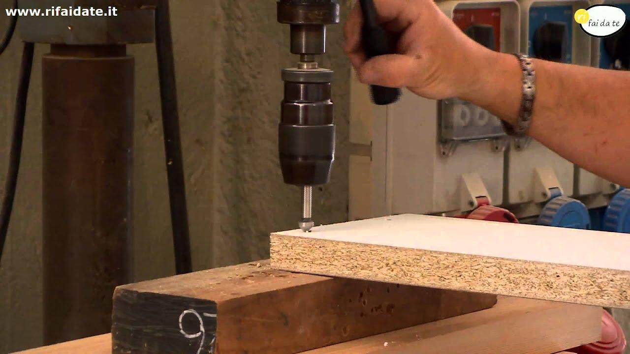 Come fare una mensola in legno youtube - Fare una casa in legno ...