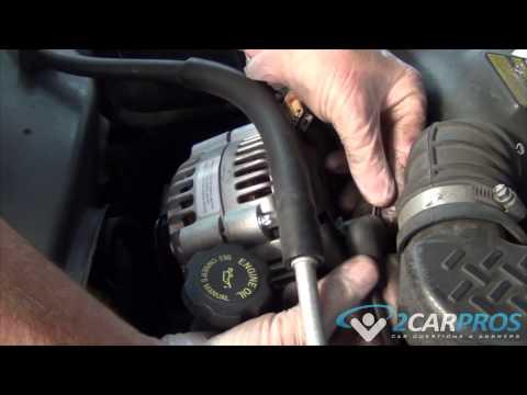 Alternator Replacement Chevrolet Silverado 2000-2007