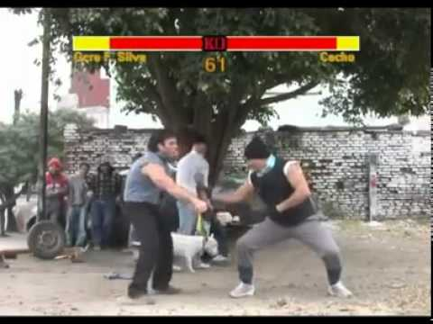 Slip Fighter tucumano