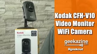 Kodak CFH-V10 HD Video Monitor Camera Review