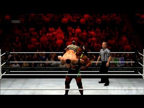 WWE 13 - Big E Langston
