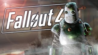 FINDING THE MECHANIST!   Fallout 4 Automatron DLC