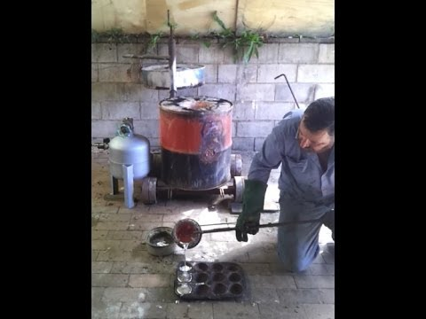 Waste Oil Furnace